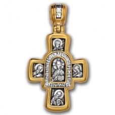 «Господь Вседержитель. Иверская икона Божией Матери»