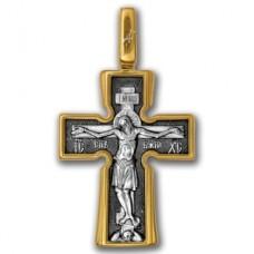 «Распятие. Божия Матерь «Воплощение». Пять святителей»
