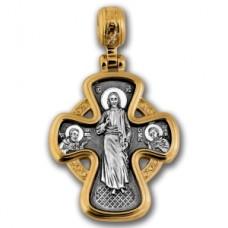 «Господь Вседержитель. Икона Божией Матери «Неупиваемая Чаша»